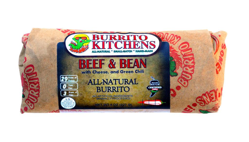 AN Beef & Bean